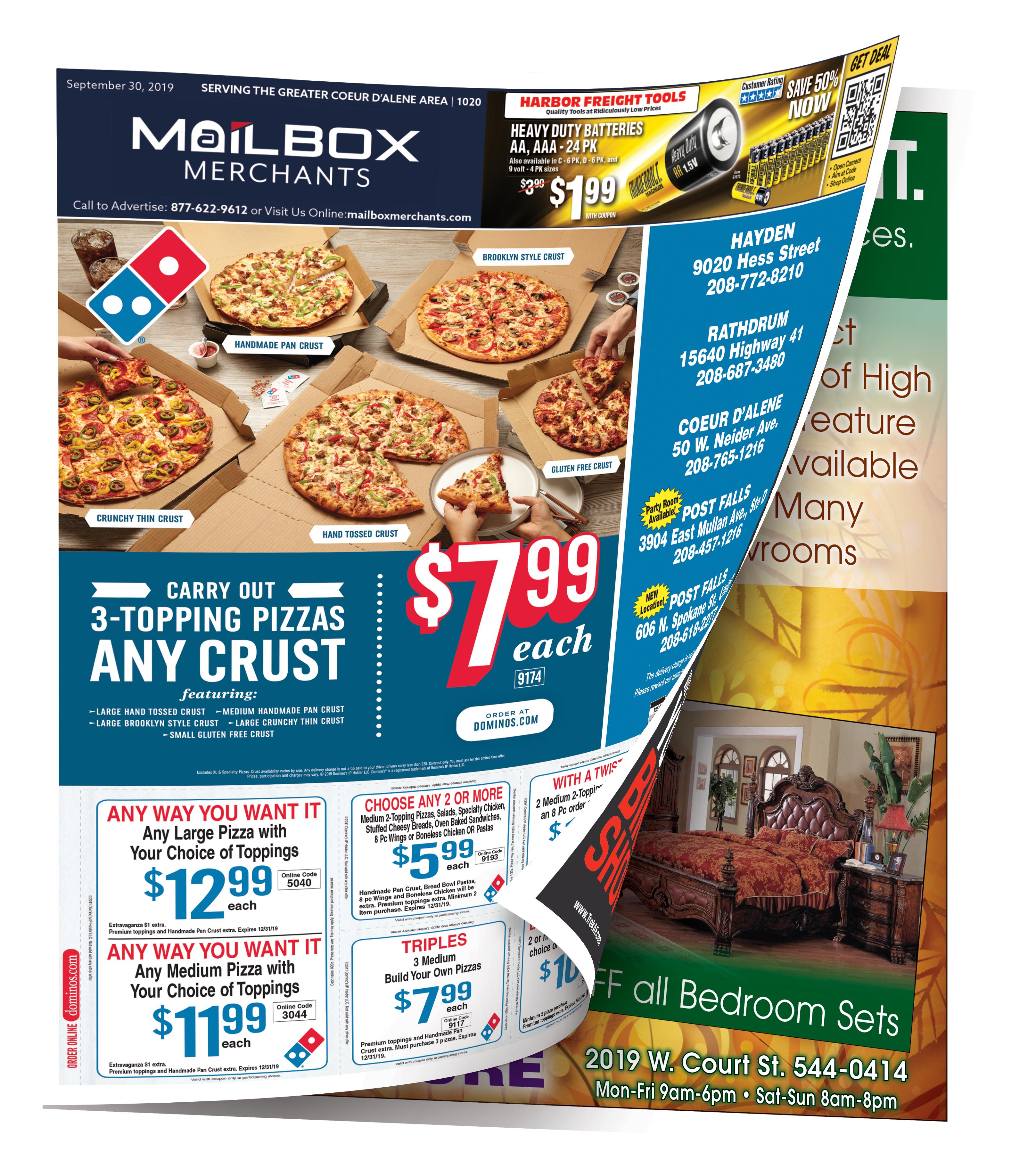 Mailbox Merchants Wrap Example